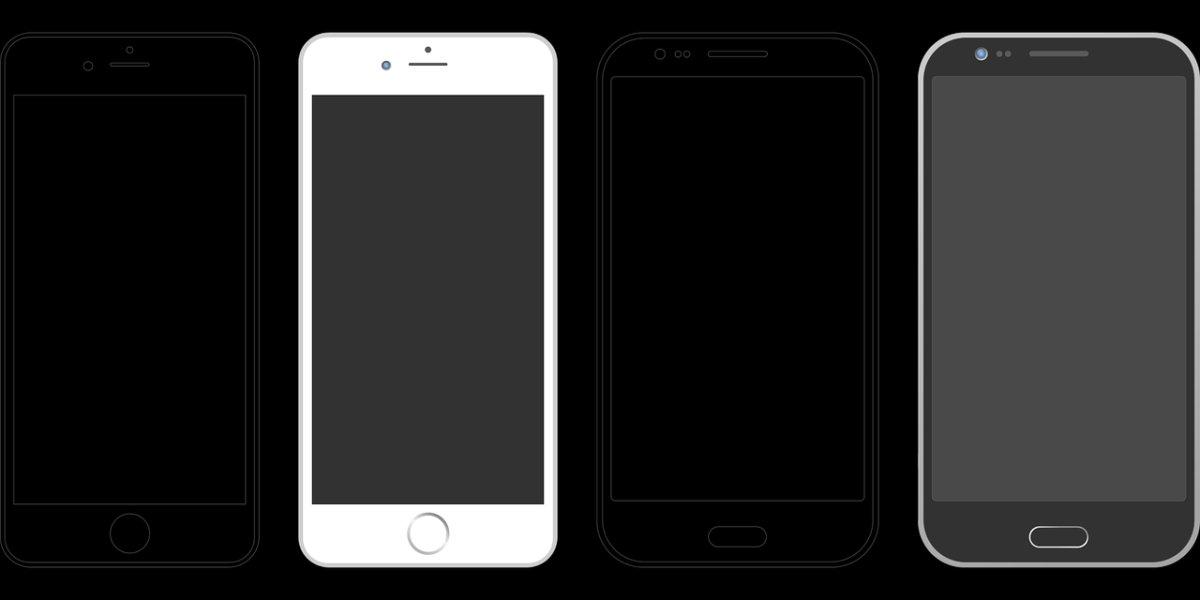 Comparatif des applications Android et iPhone