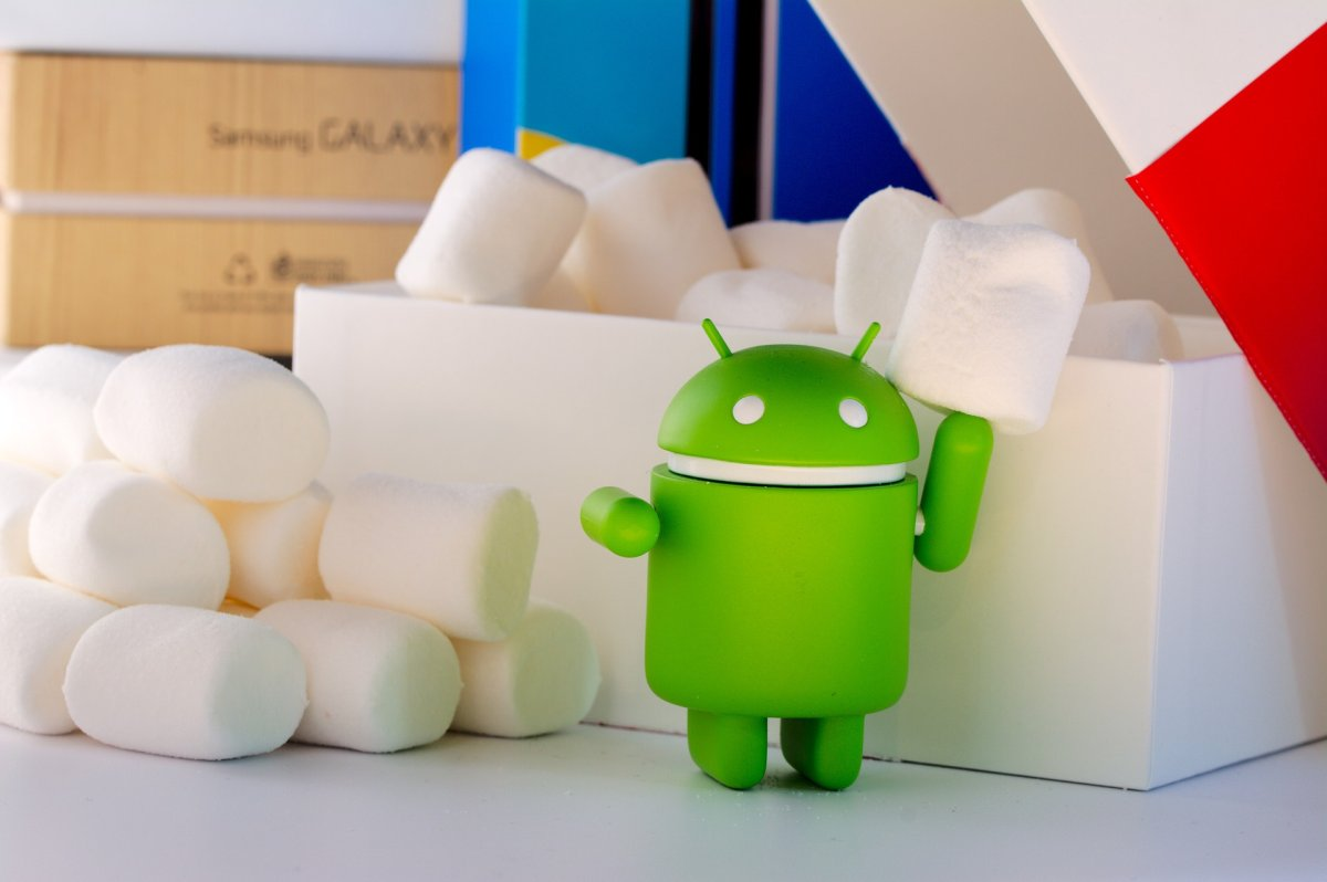 La User eXperience d'applications Android