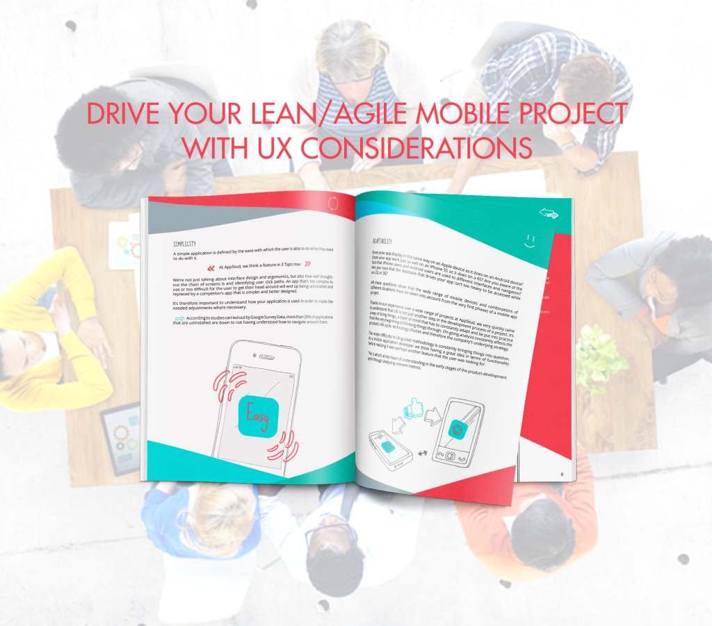Drive your Lean/ Agile mobile project with UX considerations