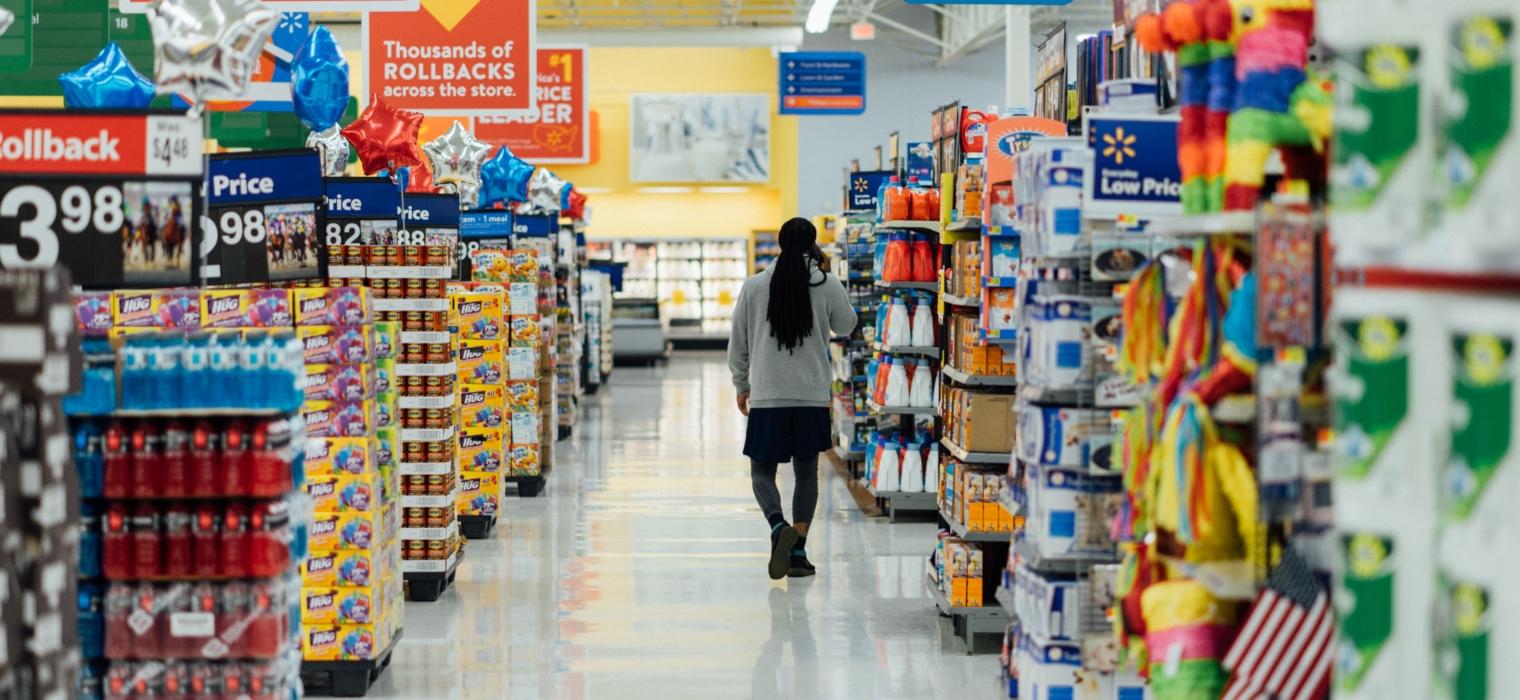 Carrefour – Retail et Livraison à domicile