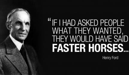 image avec citation d'Henry Ford qui dit :