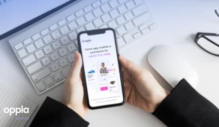 Créez votre app mobile e-commerce avec Opp.la
