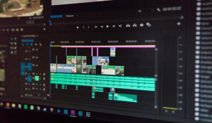 C'est un logiciel de montage vidéo